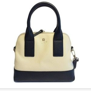 KATE SPADE Small Jenny Southport Leather Bag NEW